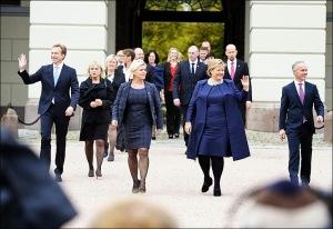 regjeringen solberg